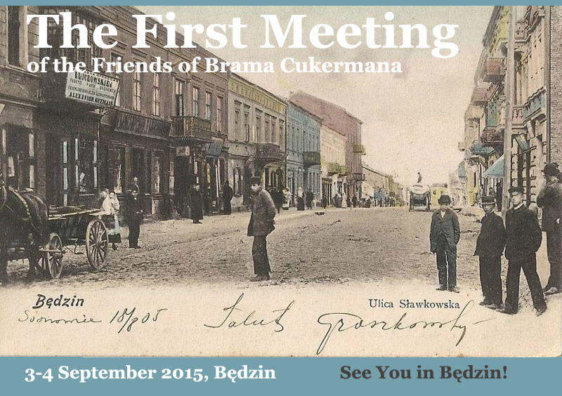 First Meeting of the Friends of Brama Cukermana
