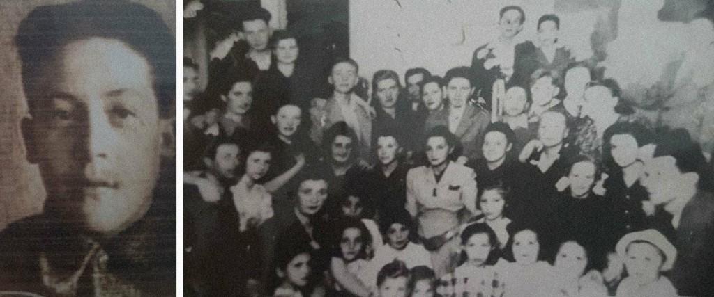 Spotkanie z Mosze Rozenbaumem i rodziną Noszkowskich