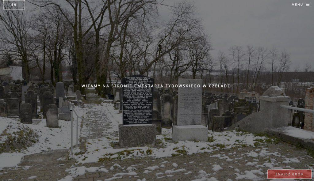Cmentarz żydowski w Czeladzi
